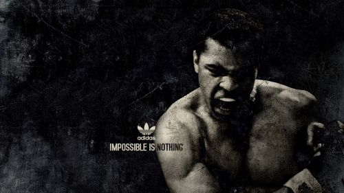 Muhammad Ali HD Wallpaper
