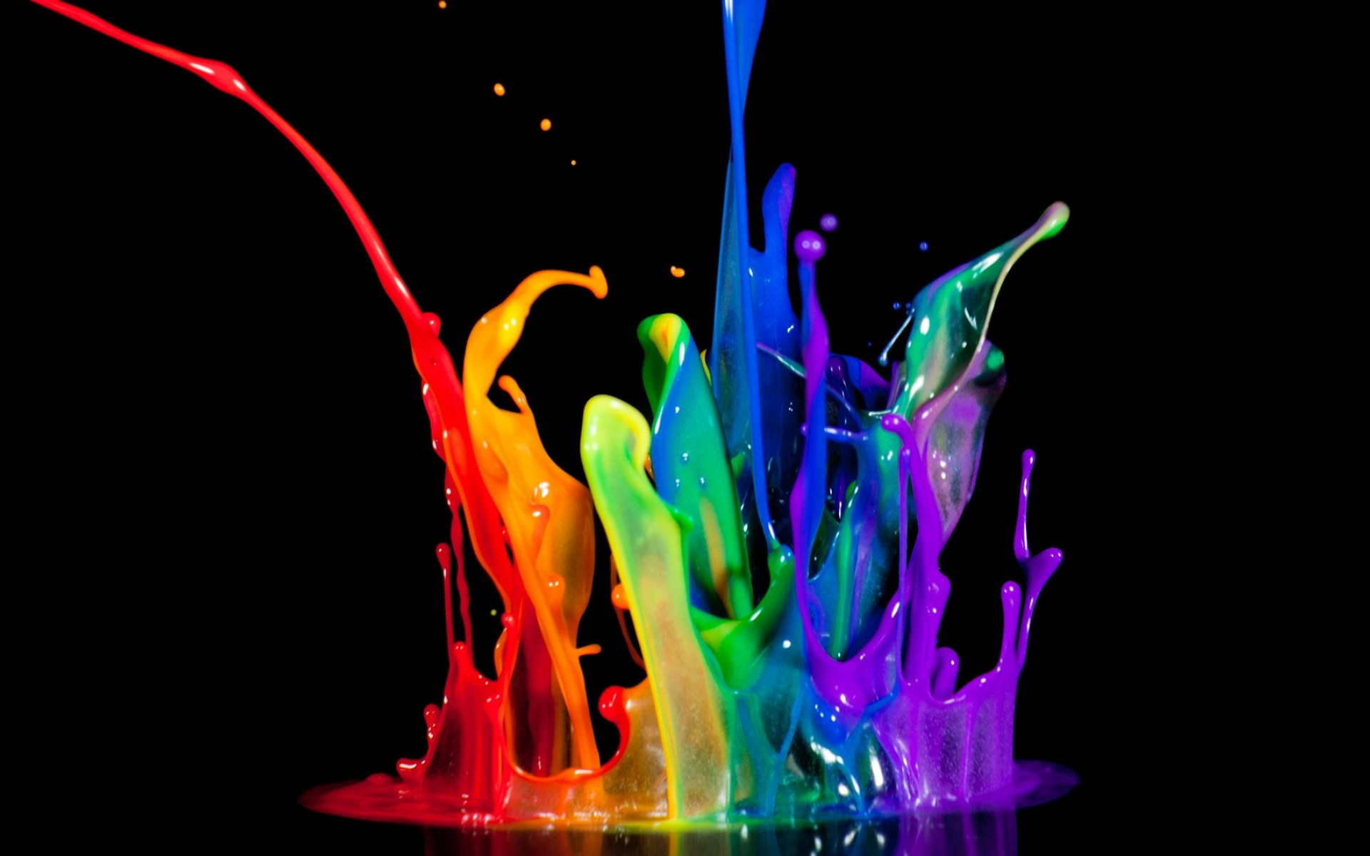 Multi Abstract Colorful Free Hd Wallpaper for Desktop and Mobiles