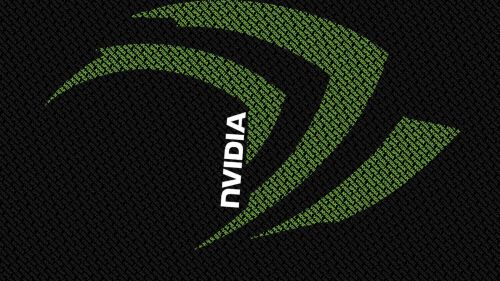 Nvidia brand HD Wallpaper
