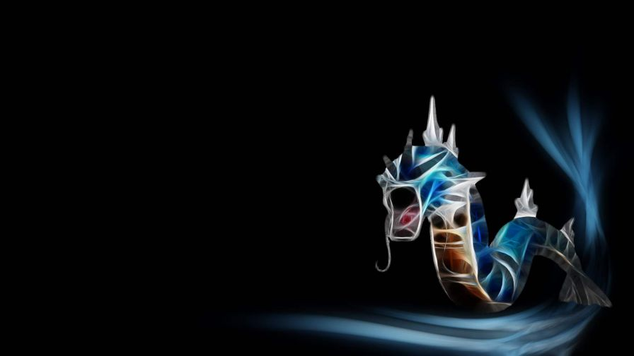 Pokemon Gyarados Wallpaper for Desktop and Mobiles