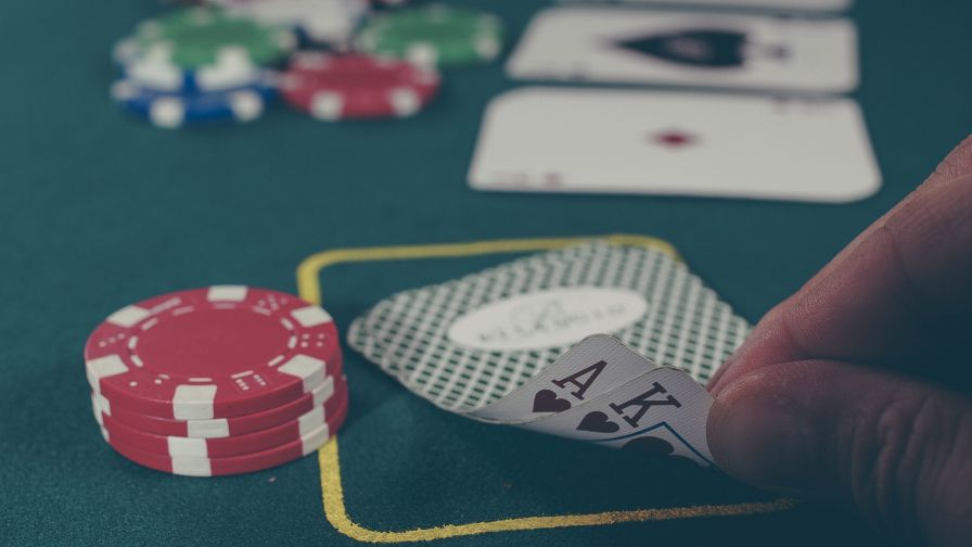 Poker Hd Wallpaper for Desktop and Mobiles