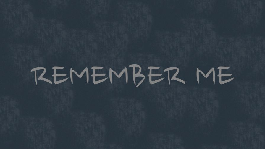 Remember Me Hd Wallpaper Wallpapersnet