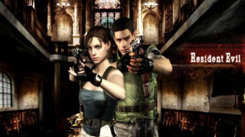 Resident Evil It's a Dining Room HD Wallpaper