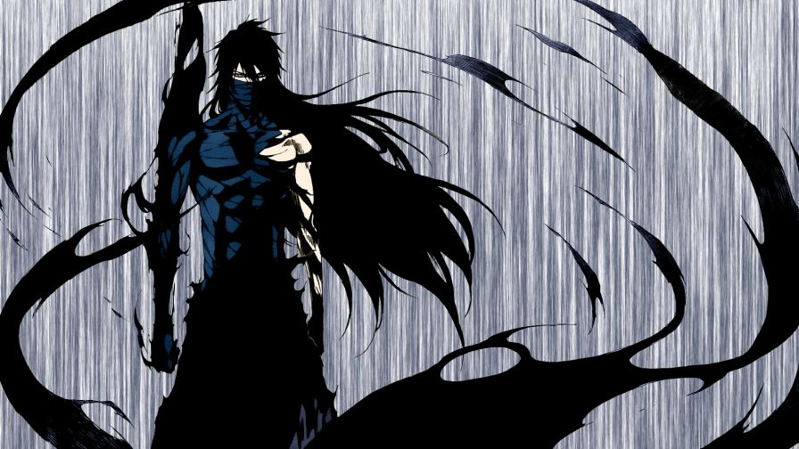 Saigo no Getsuga Tensh HD Wallpaper