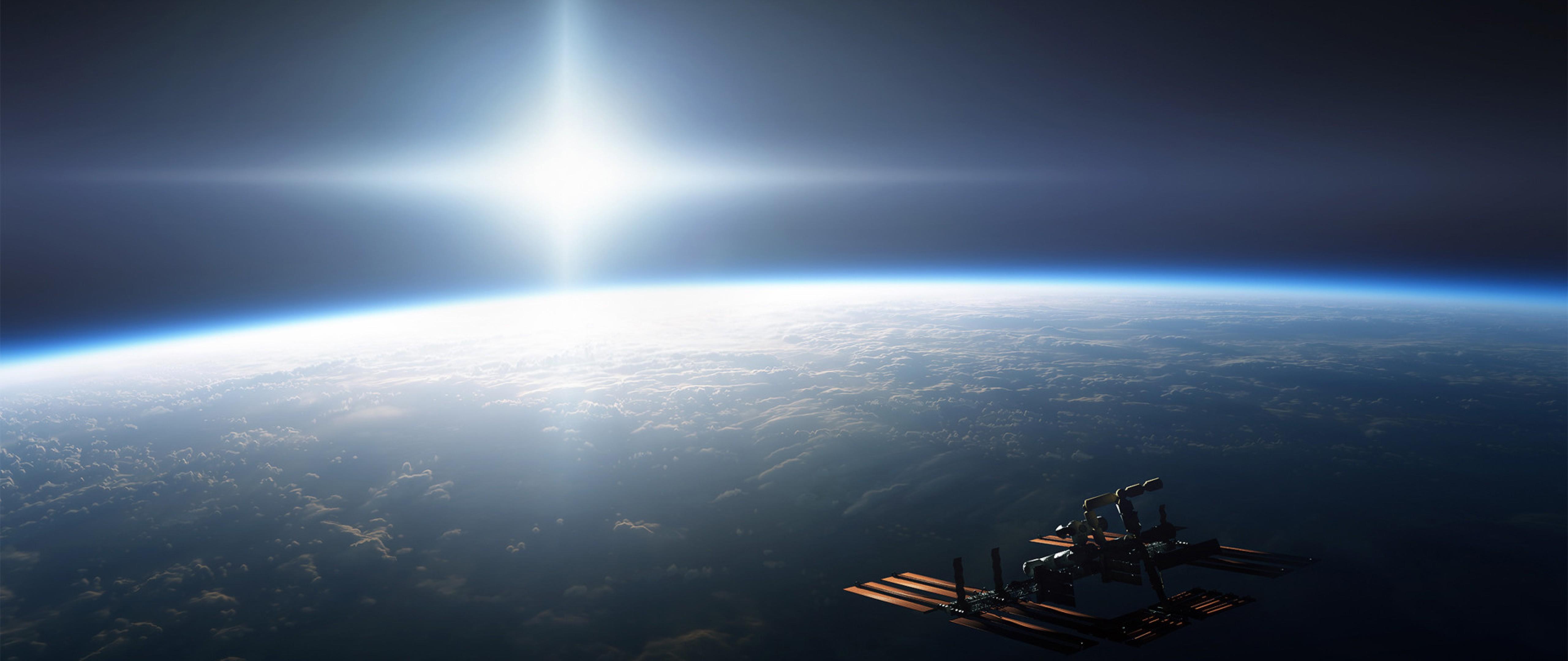 nasa satellite images - HD5120×2160