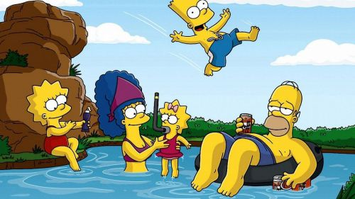Simpsons Hd Wallpaper for Desktop and Mobiles