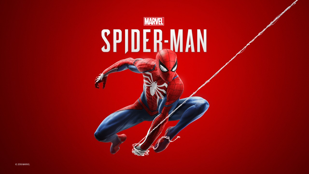 Spider Man 2018 4K PS4 Game
