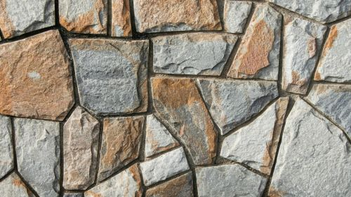 Stone wall HD Wallpaper