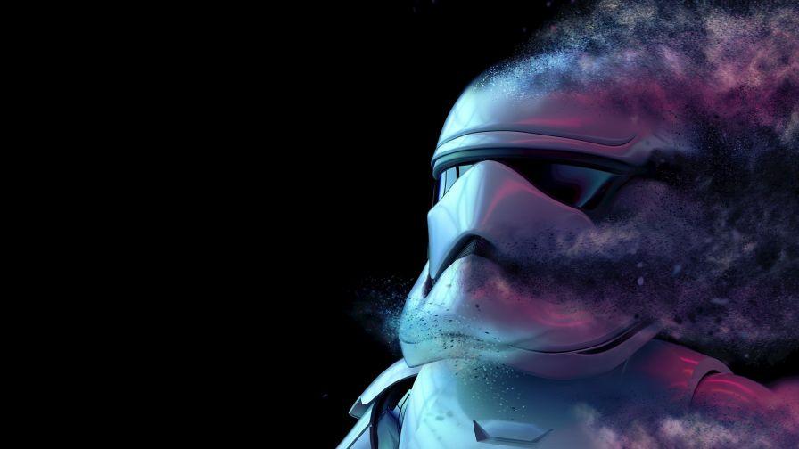 Stormtrooper From Star Wars Hd Wallpaper Wallpapers Net