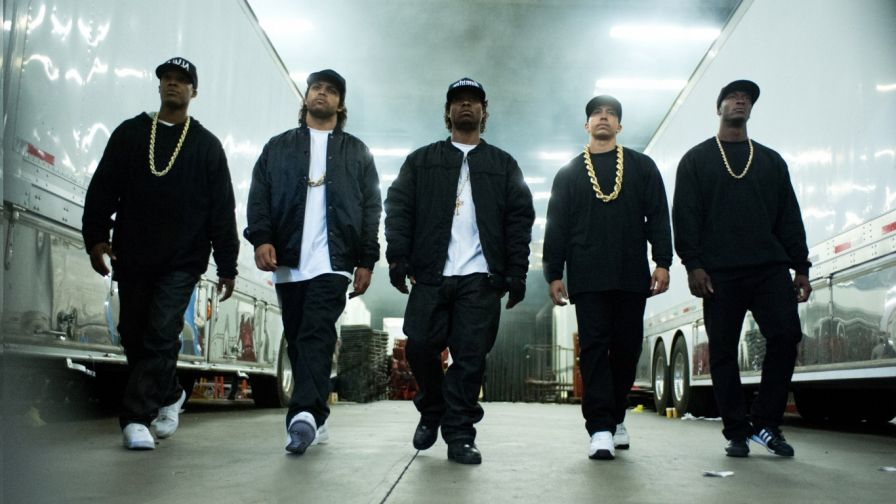 Straight Outta Compton Hd Wallpaper for Desktop and Mobiles
