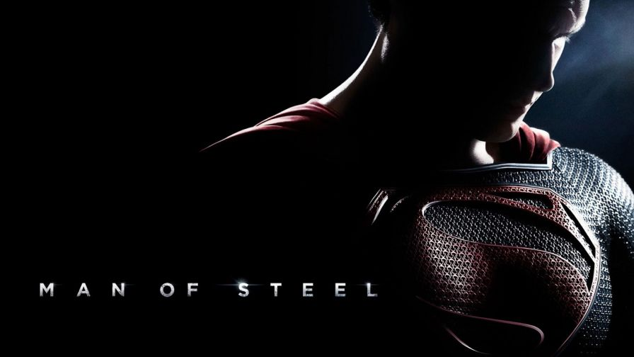 Superman Man of Steel Hd Wallpaper for Desktop and Mobiles