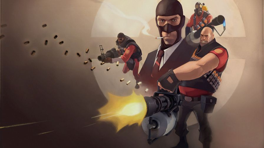 Team Fortress 2 Hd Wallpaper for Desktop and Mobile