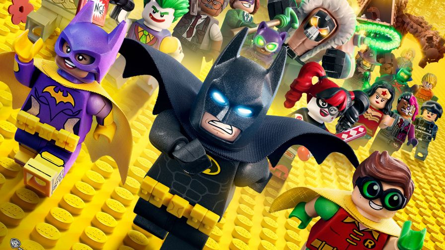 The Lego Batman Movie Wallpaper for Desktop and Mobiles