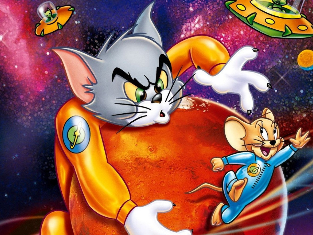 Tom And Jerry Hd Wallpaper for Desktop and Mobiles