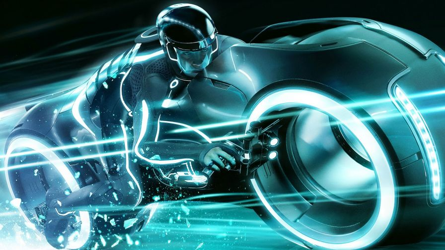 Tron Legacy Hd Wallpaper for Desktop and Mobiles