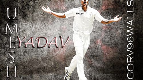 Umesh Yadav HD Wallpaper