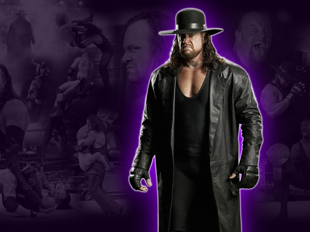Undertaker HD Wallpaper