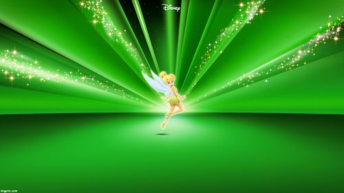 Walt Disney Fairy HD Wallpaper