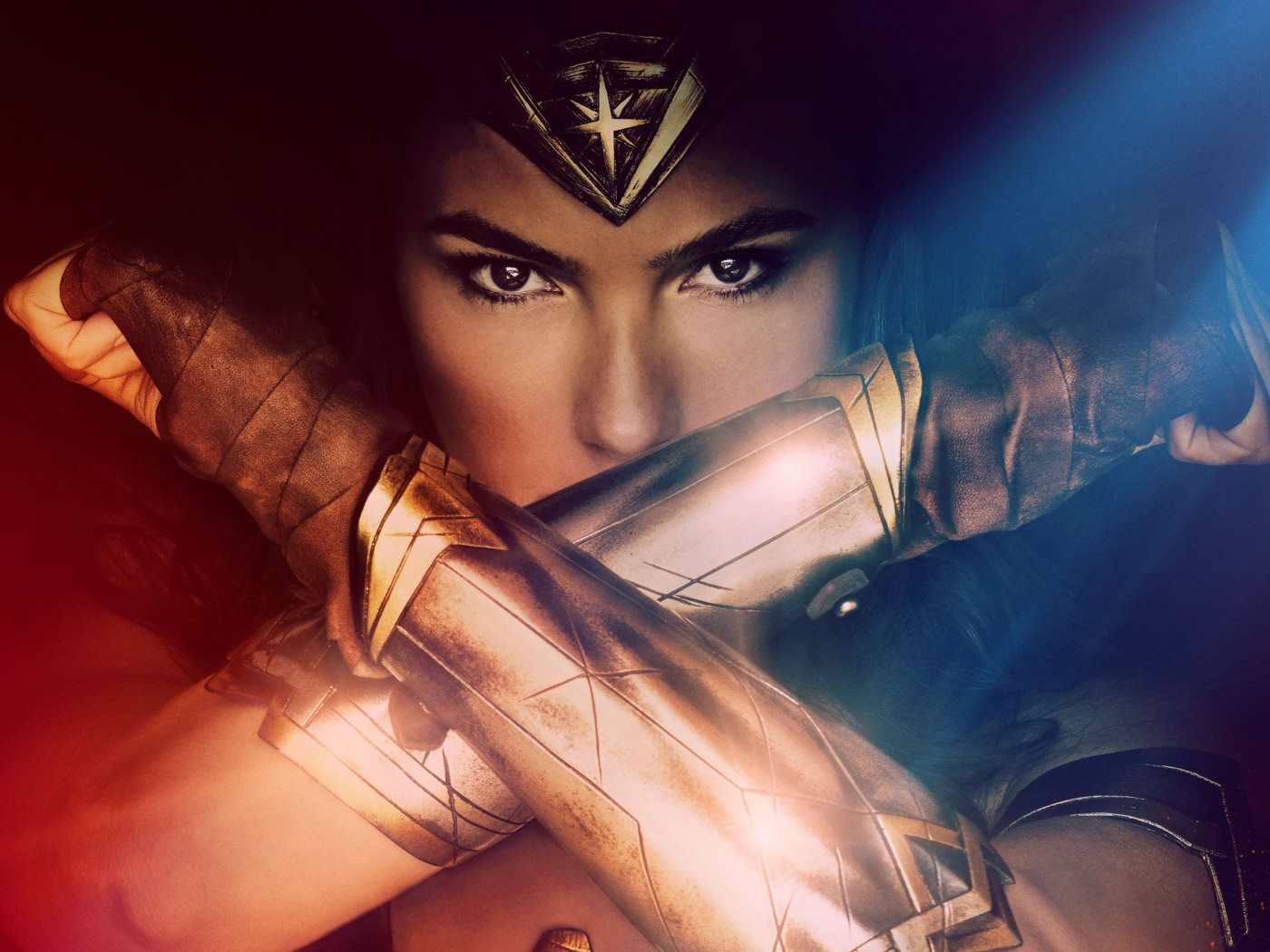 Wonder Woman Movie Background Hd Wallpaper for Desktop and Mobiles