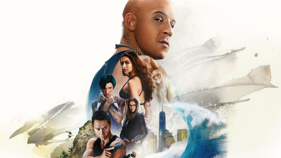 XXX Return of Xander Cage Wallpaper for Desktop and Mobiles